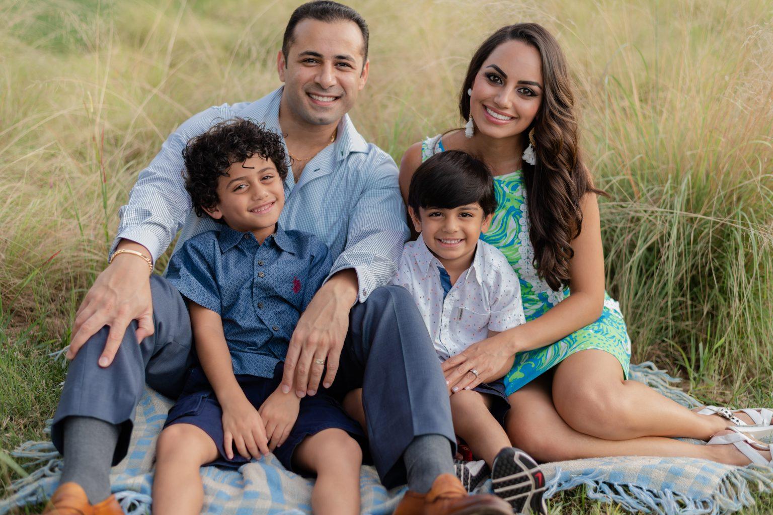 Bassiri Family